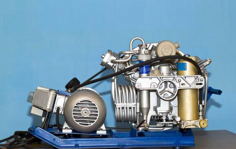 Industrieschmierstoffe Kompressorenöl