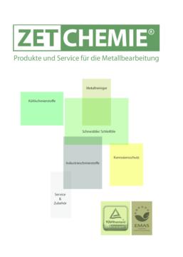 Produktbroschüre ZET-Chemie